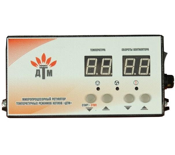 Регулятор тяги для твердотопливных котлов 189